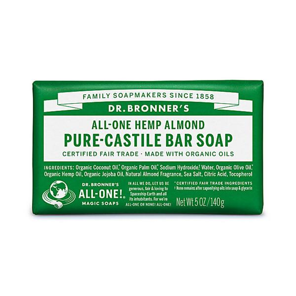 Almond Soap FairTrade, ORGANIC