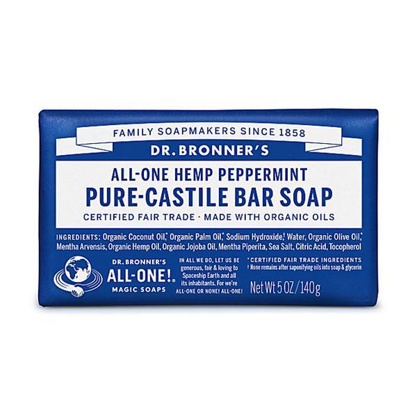 Peppermint Soap ORGANIC
