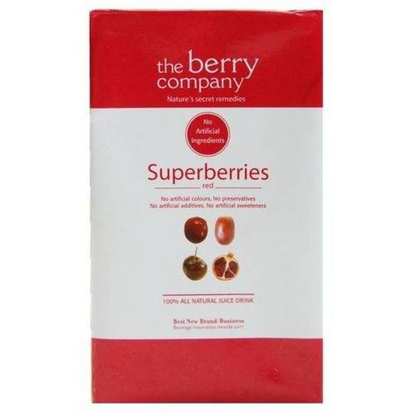 Red Superberry Juice