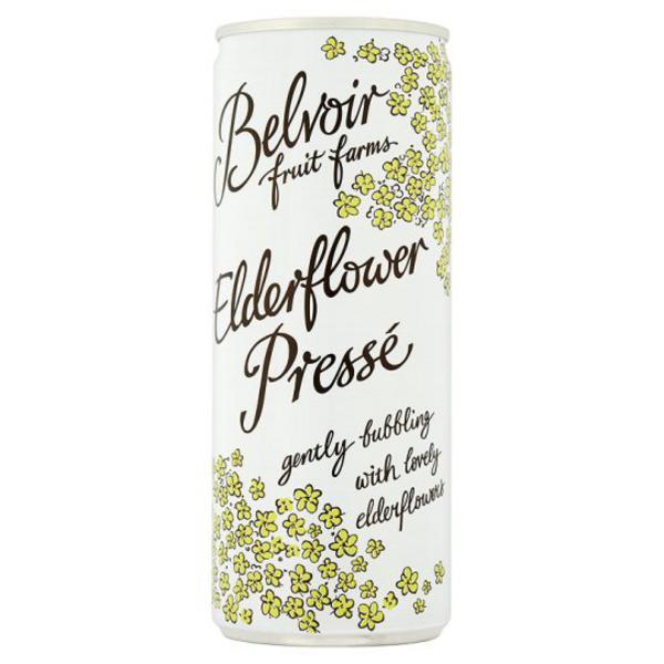 Sparkling Elderflower Presse