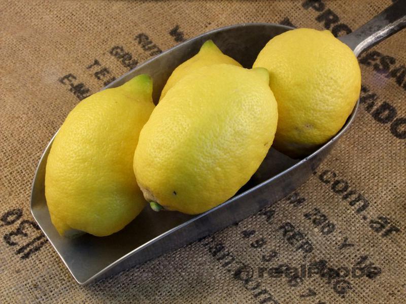 Lemon Large ORGANIC
