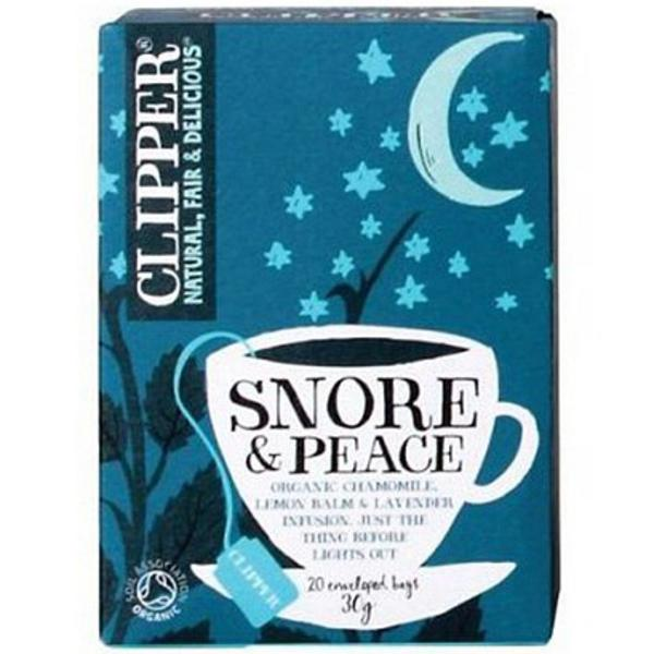 Snore And Peace Tea ORGANIC