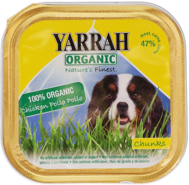 Chicken & Vegetable Dog Food ORGANIC