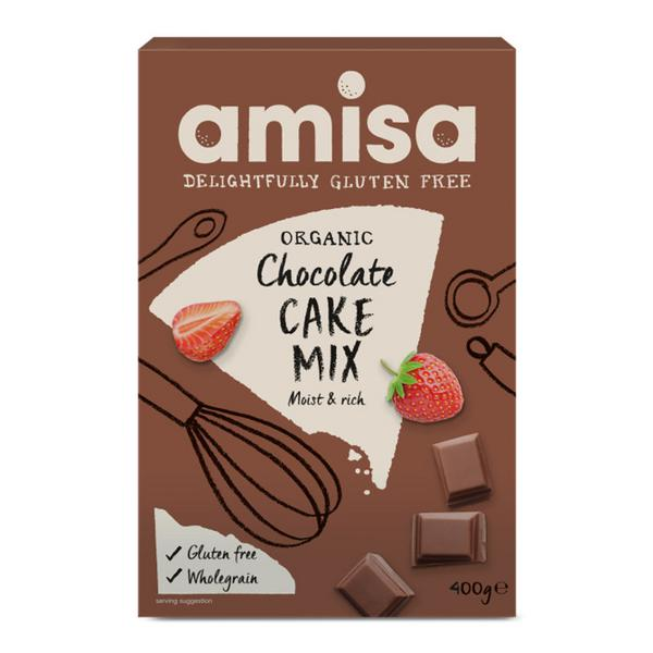 Chocolate Cake Mix ORGANIC