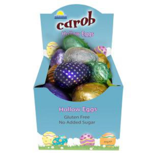 Carob Hollow Mini Easter Egg dairy free, gluten free, no added sugar