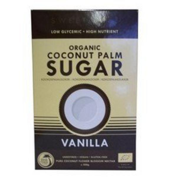 Vanilla Coconut Palm Sugar ORGANIC