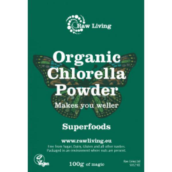 Chlorella Powder China ORGANIC