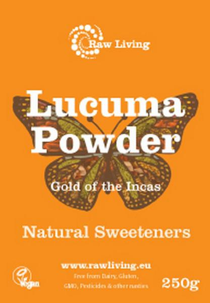 Powdered Lucuma Vegan, ORGANIC