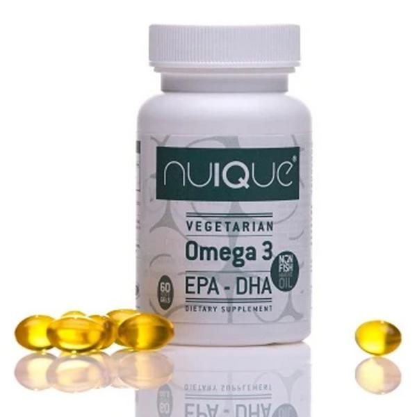Omega 3 Supplement EPA & DHA Vegan