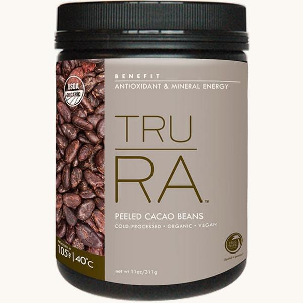 Cacao Beans Truly Raw Vegan, ORGANIC