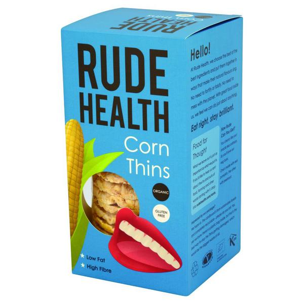 Corn Thins Gluten Free, ORGANIC