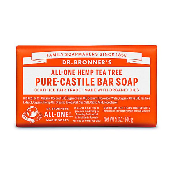 Tea Tree Soap Bar Vegan, FairTrade, ORGANIC