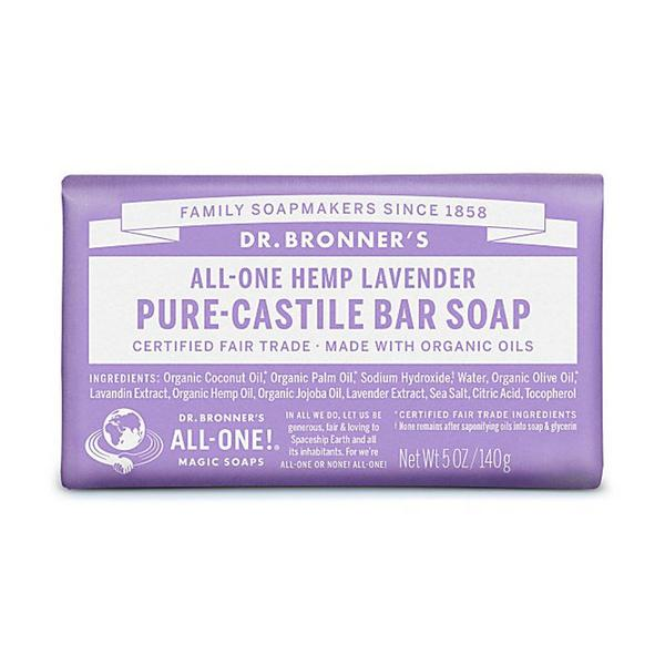 Lavender Soap Bar GMO free, Vegan, FairTrade, ORGANIC