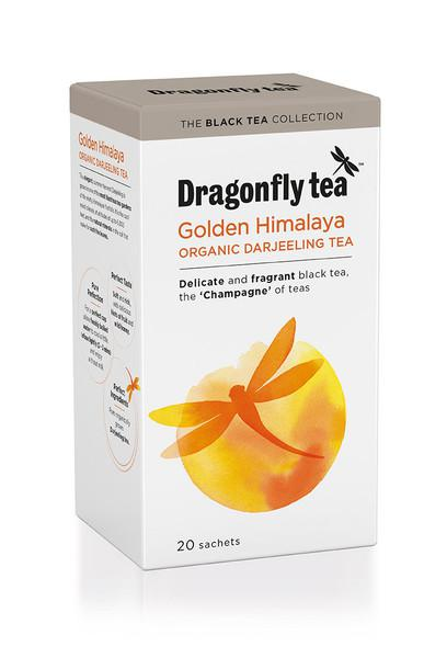 Golden Himalaya Darjeeling Tea ORGANIC