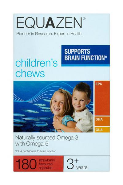 Omega 3 Fish Oil Chews
