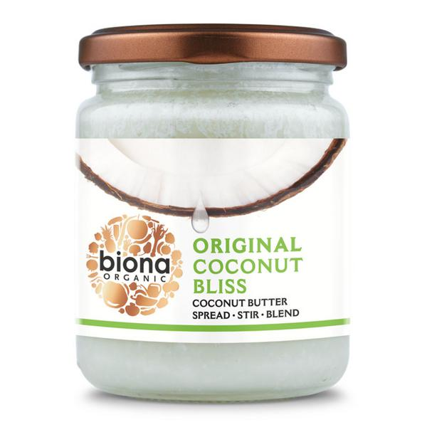 Coconut Bliss Nut Butter ORGANIC