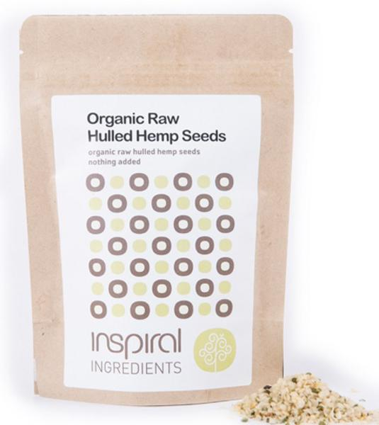 Raw Hulled Hemp Seed ORGANIC