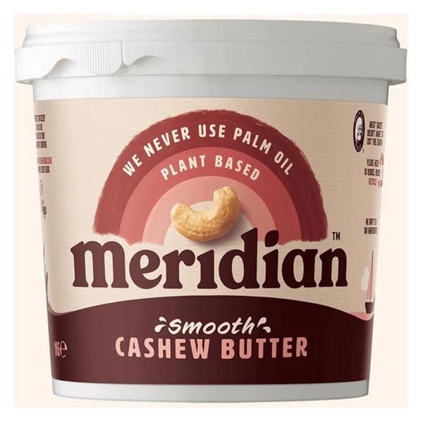 Smooth Cashew Nut Butter no added salt