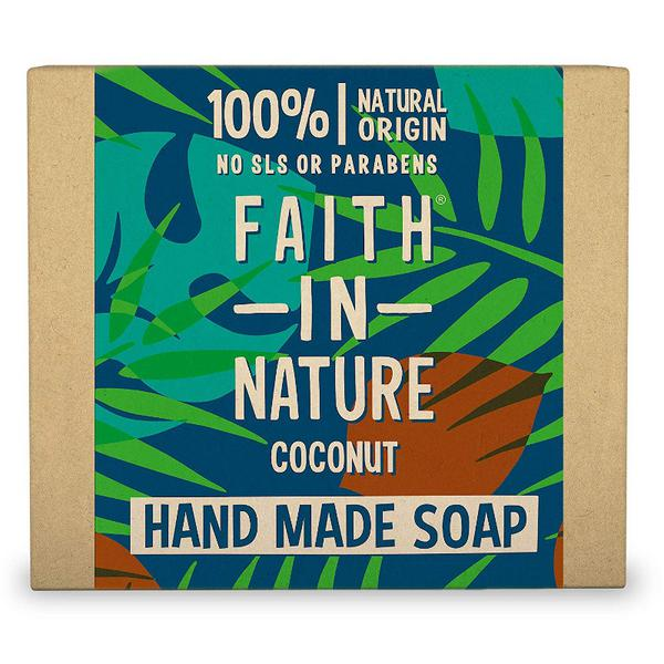 Coconut Soap Vegan