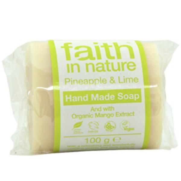 Pineapple & Lime Soap Vegan