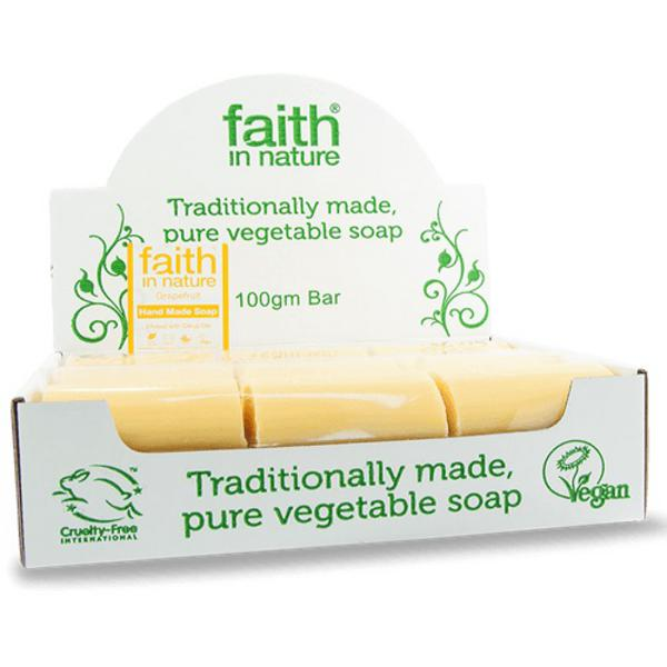 Grapefruit Soap Loose Vegan