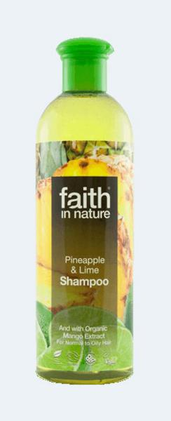 Pineapple & Lime Shampoo Vegan