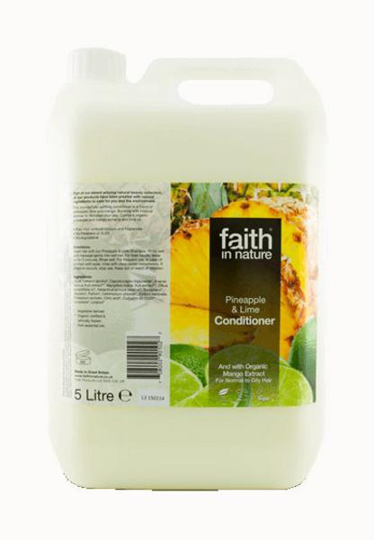 Pineapple & Lime Conditioner Vegan