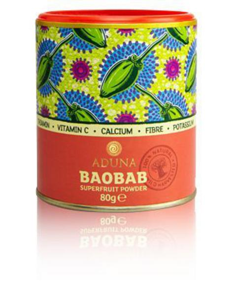 Powder Baobab Superfruit