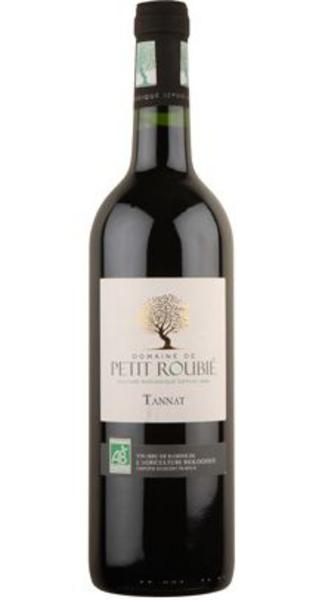 Red Wine France Tannat 13% Vegan, ORGANIC
