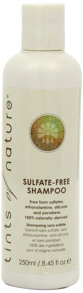 Sulphate Shampoo Free Vegan