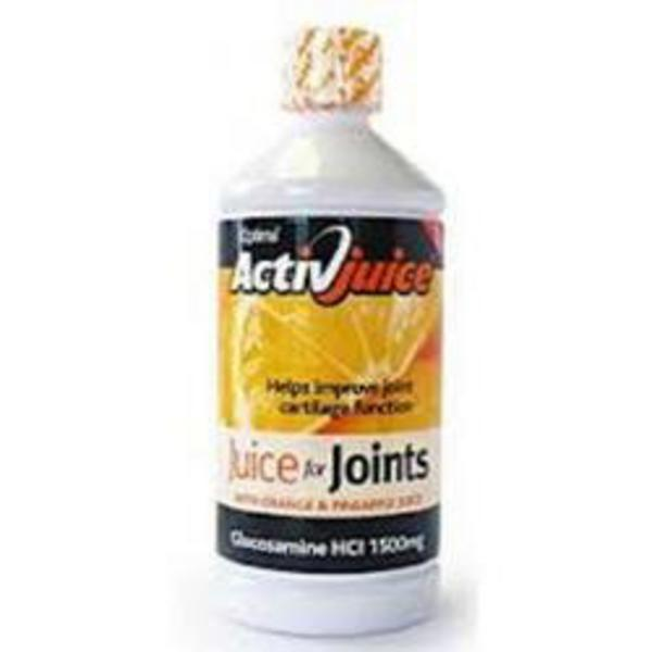 ActivJuice Orange & Pineapple Juice For Joints Vegan