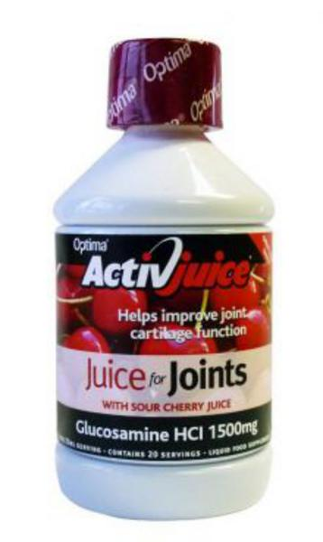 ActivJuice Cherry Juice For Joints Plus
