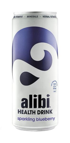 Blueberry Health Drink