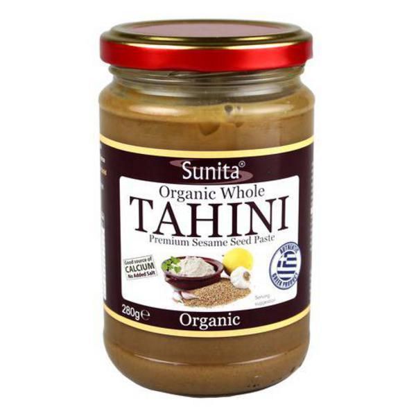 Dark Tahini Gluten Free, ORGANIC