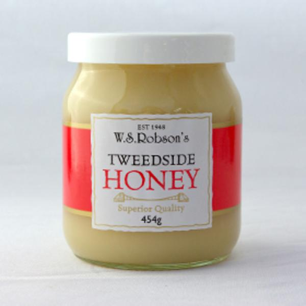 Tweedside Flower Honey