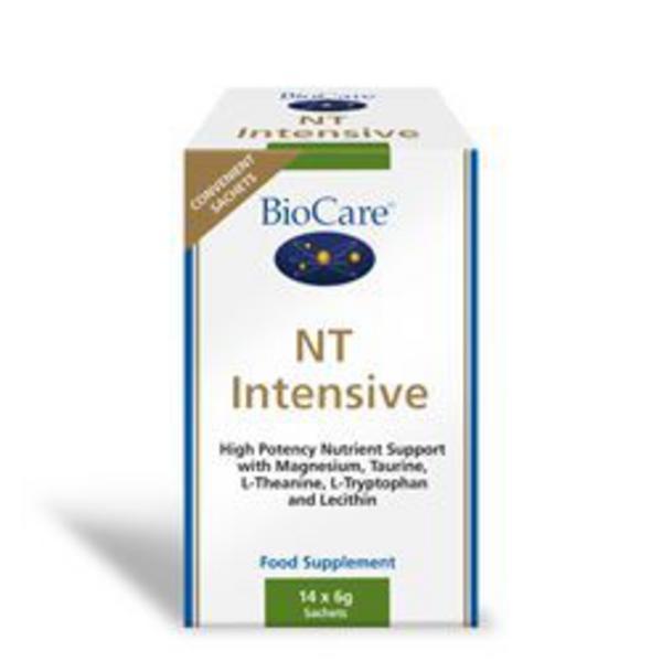 NT Intensive Food Supplements Vegan