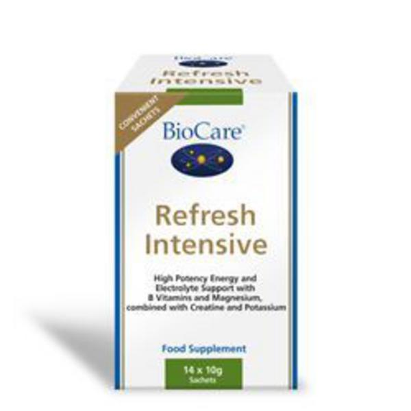 Refresh Intensive Food Supplements Vegan