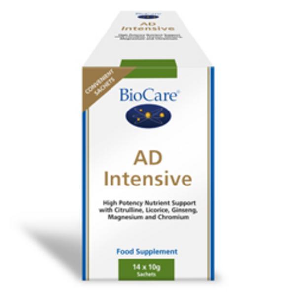 AD Intensive Food Supplements Vegan