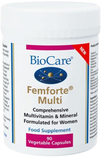 Femforte Multi Complex Vegan