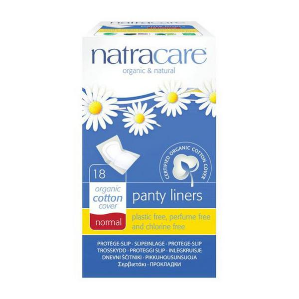 Individually Wrapped Panty Liners ORGANIC