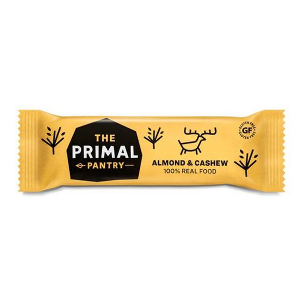 Almond & Cashew Paleo Snackbar Primal Pantry