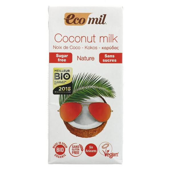 Coconut Milk no sugar added, ORGANIC