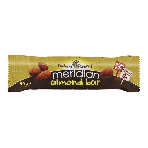 Almond Snackbar Vegan, yeast free
