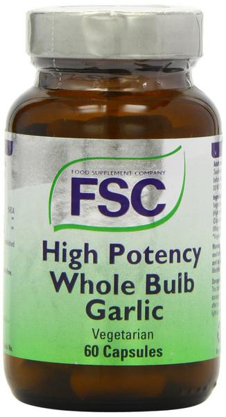 Whole Bulb Garlic Supplement Vegan