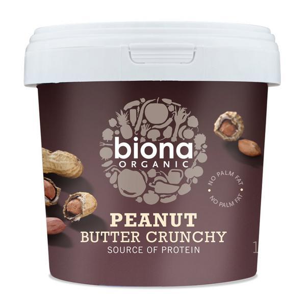 Crunchy Peanut Butter ORGANIC
