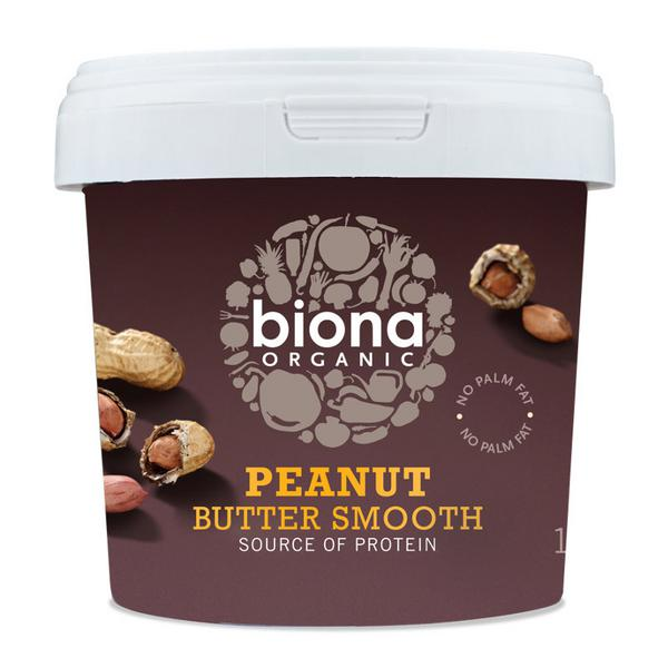Smooth Peanut Butter ORGANIC