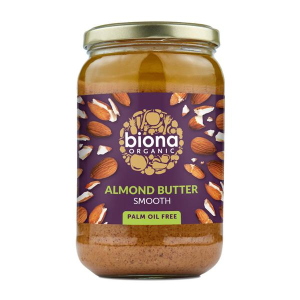 Almond Nut Butter ORGANIC