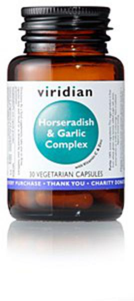 Horseradish & Garlic Complex Supplement Vegan