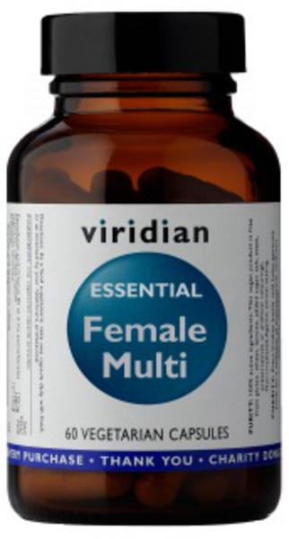 Essential Female Multi Vitamins Vegan