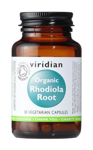 Rhodiola Rosea Root Herbal Product ORGANIC